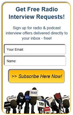 how to find interviews as a podcast guest talk show or radio